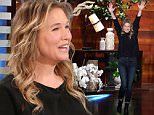 Star of ¿Bridget Jones¿s Baby¿  RENEE ZELLWEGER makes a surprise cameo on ¿The Ellen DeGeneres Show¿ on Wednesday, March 23rd and talks to Ellen about filming her new movie and living in Los Angeles again.   Renee also debuts the trailer for her new film which opens September 16, 2016. \n\n\nRenée Zellweger's Ellen Debut\nhttp://ellentube.com/videos/0-24if4rsy/\n\nEXCLUSIVE 'Bridget Jones's Baby' Trailer\nhttp://ellentube.com/videos/0-tv1z4jdb/\n