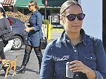 EXCLUSIVE: Leona Lewis walks her dog whilst shopping at Madewell in Los Angeles, California\n\nPictured: Leona Lewis, dog\nRef: SPL1250527  220316   EXCLUSIVE\nPicture by: Splash News\n\nSplash News and Pictures\nLos Angeles: 310-821-2666\nNew York: 212-619-2666\nLondon: 870-934-2666\nphotodesk@splashnews.com\n