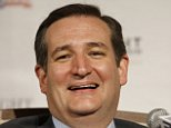 Republican presidential candidate, Sen. Ted Cruz, R-Texas, smiles at a campaign stop Wednesday, March 23, 2016, in Pewaukee, Wis. (AP Photo/Morry Gash)