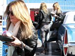 Hollywood, CA - Mischa Barton arrives at the Dancing with the Stars studio in her vintage blue car. The 30-year-old actress makes a b-line for the studio.  Mischa reports for duty in her camo leggings and moto jacket. \nAKM-GSI      March 24, 2016\nTo License These Photos, Please Contact :\nSteve Ginsburg\n(310) 505-8447\n(323) 423-9397\nsteve@akmgsi.com\nsales@akmgsi.com\nor\nMaria Buda\n(917) 242-1505\nmbuda@akmgsi.com\nginsburgspalyinc@gmail.com