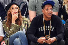 Rock Stars Courtside: Drake, Beyonce, Jay Z, Taylor Swift & More Celeb NBA Fan Photos