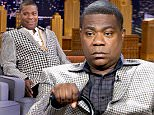 THE TONIGHT SHOW STARRING JIMMY FALLON -- Episode 0402 -- Pictured: Comedian Tracy Morgan on January 18, 2016 -- (Photo by: Theo Wargo/NBC/NBCU Photo Bank via Getty Images)