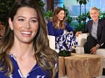 eURN: AD*200858046  Headline: Actress and restauranteur JESSICA BIEL joins ?The Ellen DeGeneres Show? on Thursday, March 24th Caption: Actress and restauranteur JESSICA BIEL joins ?The Ellen DeGeneres Show? on Thursday, March 24th and talks to Ellen about loving husband Justin TImberlake?s music.  Jessica also shares with Ellen that her son Silas is very musical and loves playing the drums and they discuss those hilarious pregnancy rumors.  Plus, Jessica talks to Ellen about her new kid friendly restaurant called Au Fudge that she just opened here in Los Angeles, CA and how the restaurant got its name. Photographer:  Loaded on 24/03/2016 at 04:48 Copyright:  Provider: Michael Rozman / Warner Bros.  Properties: RGB JPEG Image (17113K 1358K 12.6:1) 3000w x 1947h at 300 x 300 dpi  Routing: DM News : News (EmailIn) DM Showbiz : SHOWBIZ (Miscellaneous) DM Online : Online Previews (Miscellaneous), CMS Out (Miscellaneous), LA Basket (Miscellaneous)  Parking: