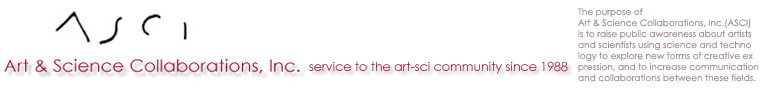 Art & Science Collaborations, Inc.(ASCI) - Art & Science - Home