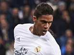 Editorial Use Only Mandatory Credit: Photo by REX/Shutterstock (5613876s) Raphael Varane (defender; Real Madrid) Real Madrid v Sevilla, La Liga, Football, Santiago Bernabeu Stadium, Madrid, Spain - 20 Mar 2016