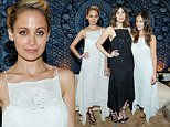 LOS ANGELES, CALIFORNIA - MARCH 23:  Fashion designer Nicole Richie attends Doen's celebration of the launch of their collection with friends and family on March 23, 2016 in Los Angeles, California.  (Photo by Donato Sardella/WireImage)