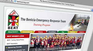 Benicia Emergency Response Team