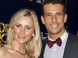 Mandatory Credit: Photo by BEI/Shutterstock (3685800l) Carley Stenson and Danny Mac 'Dirty Rotten Scoundrels' play gala night, London, Britain - 02 Apr 2014