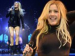 24 Mar 2016 - London - UK  Ellie Goulding performing live at the first of her 2 sold out shows at The o2 Arena in London as part of her Delirium World Tour.  Byline Must Read: Timms/Xposurephotos.com   BYLINE MUST READ : XPOSUREPHOTOS.COM  ***UK CLIENTS - PICTURES CONTAINING CHILDREN PLEASE PIXELATE FACE PRIOR TO PUBLICATION ***  **UK CLIENTS MUST CALL PRIOR TO TV OR ONLINE USAGE PLEASE TELEPHONE   44 208 344 2007 **