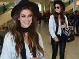 Delta Goodrem arrived in Adelaide to celebrate Easter with her brother Trent. She was all smiles dressed stylish in a white blouse\n