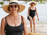 EXCLUSIVE: A bikini clad Annette Bening goes for a walk along the beach while vacationing with her daughter in Hawaii.\n\nPictured: Annette Bening\nRef: SPL1247066  230316   EXCLUSIVE\nPicture by: Splash News\n\nSplash News and Pictures\nLos Angeles: 310-821-2666\nNew York: 212-619-2666\nLondon: 870-934-2666\nphotodesk@splashnews.com\n