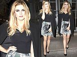 Picture Shows: Ashley James  March 23, 2016    Ashley James departs Charlotte Street Hotel in London, UK. She was looking stylish wearing a patterned skirt, black top and black blazer.    Non Exclusive  WORLDWIDE RIGHTS    Pictures by : FameFlynet UK © 2016  Tel : +44 (0)20 3551 5049  Email : info@fameflynet.uk.com