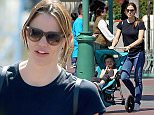 *EXCLUSIVE* Anaheim, CA - Jennifer Garner takes her son Samuel to Disneyland for a quick weekday visit. Jen and Samuel were only in the park for about three hours, but rode a few rides including Peter Pan, Toy Story Mania and the Tiki Room. The mother-of-three stopped by a toy shop and purchased a light saber for her little boy. AKM-GSI         March 24, 2016 To License These Photos, Please Contact : Steve Ginsburg (310) 505-8447 (323) 423-9397 steve@akmgsi.com sales@akmgsi.com or Maria Buda (917) 242-1505 mbuda@akmgsi.com ginsburgspalyinc@gmail.com