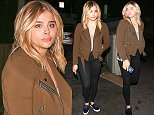 West Hollywood, CA - Chlo? Grace Moretz seen arriving at The Nice Guy club CREDIT MUST READ: MACIEL/AKM-GSI AKM-GSI       March  23, 2016 To License These Photos, Please Contact : Steve Ginsburg (310) 505-8447 (323) 423-9397 steve@akmgsi.com or Maria Buda (917) 242-1505 mbuda@akmgsi.com