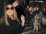 Mariah Carey and her two children Monroe Cannon and Moroccan Cannon enjoy an evening out in London\n\nPictured: Mariah Carey, Monroe Cannon, Moroccan Cannon\nRef: SPL1251664  240316  \nPicture by: Squirrel / Splash News\n\nSplash News and Pictures\nLos Angeles: 310-821-2666\nNew York: 212-619-2666\nLondon: 870-934-2666\nphotodesk@splashnews.com\n