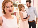 """NEW YORK, NEW YORK - MARCH 23:  (EXCLUSIVE ACCESS, SPECIAL RATES APPLY)  TV personality, fashion designer, and author Lauren Conrad and musician William Tell attend the """"Lauren Conrad Celebrate"""" book launch party at Kohl's Showroom on March 23, 2016 in New York City.  (Photo by Larry Busacca/Getty Images for PMK*BNC)"""