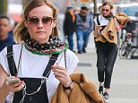 Picture Shows: Diane Kruger  March 24, 2016\n \n 'The Bridge' actress Diane Kruger was spotted out for a walk in the East Village in New York City, New York. Diane is starring in a new film called 'Disorder'. \n \n Non-Exclusive\n UK RIGHTS ONLY\n \n Pictures by : FameFlynet UK © 2016\n Tel : +44 (0)20 3551 5049\n Email : info@fameflynet.uk.com