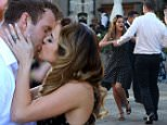 EXCLUSIVE: The Bachelorette JoJo fletcher hits the streets on a date with James Taylor, for a swing dancing date. the two were spotted kissing and dancing in Culiver City.\n\nPictured: JoJo Fletcher and James Taylor\nRef: SPL1247330  240316   EXCLUSIVE\nPicture by: Mark Kreusch / Splash News\n\nSplash News and Pictures\nLos Angeles: 310-821-2666\nNew York: 212-619-2666\nLondon: 870-934-2666\nphotodesk@splashnews.com\n