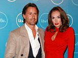 Mandatory Credit: Photo by James Shaw/REX/Shutterstock (4176754j) Jay Rutland and Tamara Ecclestone itvBe launch party, London, Britain - 07 Oct 2014