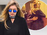 EXCLUSIVE: Gigi Hadid was spotted arriving to NYC on Thursday night after midnight. She spent the week in Chicago for a Versace Photoshoot with fellow model Karlie Kloss. She flew in to meet up with boyfriend Zayn Malik, who's album was released at midnight. He picked her up from the airport, in a black SUV.   Pictured: Gigi Hadid Ref: SPL1252162  240316   EXCLUSIVE Picture by: 247PAPS.TV / Splash News  Splash News and Pictures Los Angeles: 310-821-2666 New York: 212-619-2666 London: 870-934-2666 photodesk@splashnews.com