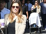 *EXCLUSIVE* West Hollywood, CA - Jessica Biel takes little Silas to the Grove on a nice sunny Friday! Possibly she took Silas to see the Easter bunny as part of their shopping day. \nAKM-GSI       March 25, 2016\nTo License These Photos, Please Contact :\nSteve Ginsburg\n(310) 505-8447\n(323) 423-9397\nsteve@akmgsi.com\nsales@akmgsi.com\nor\nMaria Buda\n(917) 242-1505\nmbuda@akmgsi.com\nginsburgspalyinc@gmail.com