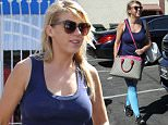 Hollywood, CA - Jodie Sweetin and Keo Motsepe leave the studio after a good dance practice clearly in cheerful moods as they smile for the cameras.\nAKM-GSI        March 26, 2016\nTo License These Photos, Please Contact :\nSteve Ginsburg\n(310) 505-8447\n(323) 423-9397\nsteve@akmgsi.com\nsales@akmgsi.com\nor\nMaria Buda\n(917) 242-1505\nmbuda@akmgsi.com\nginsburgspalyinc@gmail.com