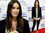 LOS ANGELES, CA - MARCH 25:  Actress Megan Fox attends a autograph signing at Wonder Con to promote the upcoming release of Paramount Pictures' Teenage Mutant Ninja Turtles  Out of The Shadows, on March 25, 2016 at the LA Convention Center in Los Angeles, California.  (Photo by Frazer Harrison/Getty Images)