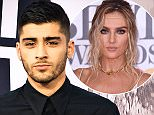 """Singer Zayn Malik arrives for Universal Pictures and Legendary Pictures' premiere of """"Straight Outta Compton"""" on August 10, 2015 in Los Angeles, California.   LOS ANGELES, CA - AUGUST 10:  (EDITOR'S NOTE: Image has been processed using digital filters) (Photo by Gabriel Olsen/Getty Images)"""