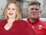 EXCLUSIVE. Coleman-Rayner. Wales, UK.\nMarch 10, 2016\nAdele's secret half-brother Cameron O'Sullivan is pictured for the first time on an afternoon dog walk in the rural Welsh village of Llantwit Major. The siblings - pictured together in 2014 - grew up apart but formed a close relationship during the early stages of Adele's career. In a world exclusive interview, Cameron reveals his hope for the singer to wed Simon Konecki and how he's also estranged from their father Mark Evans. Also pictured is a GV of the home he lives in with his mother Sioban.\nCREDIT LINE MUST READ: Jeff Rayner/Coleman-Rayner\nTel US (001) 310 474 4343 - office \nTel US (001) 323 545 7584 - cell\nwww.coleman-rayner.com