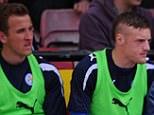 Kane and Vardy