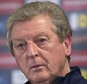 England coach Roy Hodgson speaks during a press conference in Berlin,?Germany, Friday, March 25, 2016. The English national team will play Germany in a test match on March 26, 2016. (Soeren Stache/dpa via AP)