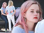 Picture Shows: Ava Elizabeth Phillippe, Ava Phillippe, Reese Witherspoon  March 26, 2016\n \n Oscar winning actress Reese Witherspoon and her look-alike daughter Ava out and about in Brentwood, California. Reese just finished celebrating her 40th birthday on March 22.\n \n Non-Exclusive\n UK RIGHTS ONLY\n \n Pictures by : FameFlynet UK © 2016\n Tel : +44 (0)20 3551 5049\n Email : info@fameflynet.uk.com