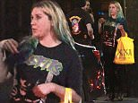 *EXCLUSIVE* Los Feliz, CA - Kesha takes a break from the lawsuit drama in her life and has a night out with friends. She also looks to have gotten some retail therapy done, she's seen carrying a Forever 21 bag out with her. \nAKM-GSI      March 25, 2016\nTo License These Photos, Please Contact :\nSteve Ginsburg\n(310) 505-8447\n(323) 423-9397\nsteve@akmgsi.com\nsales@akmgsi.com\nor\nMaria Buda\n(917) 242-1505\nmbuda@akmgsi.com\nginsburgspalyinc@gmail.com