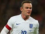 WEMBLEY, ENGLAND - NOVEMBER 17: Wayne Rooney of England during the international friendly between England and France at Wembley Stadium on November 17, 2015 in London, England.  (Photo by Catherine Ivill - AMA/Getty Images)