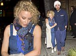 Australian pop Star, Kylie Minogue and her fiance Joshua Sasse were seen at 'Lady Gaga's' Birthday party at 'No Name' Restaurant in Los Angeles, CA\n\nPictured: Kylie Minogue, Joshua Sasse\nRef: SPL1253055  270316  \nPicture by: SPW / TwisT / Splash News\n\nSplash News and Pictures\nLos Angeles: 310-821-2666\nNew York: 212-619-2666\nLondon: 870-934-2666\nphotodesk@splashnews.com\n