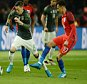Germany V England, friendly. Olympic stadium, Berlin, Germany Pic Andy Hooper/Daily Mail ozil