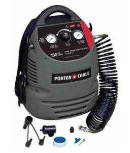 PORTER-CABLE CMB15 best air compressor for home garage