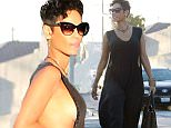 Pictured: Nicole Murphy\nMandatory Credit © DRILA/Broadimage\n***EXCLUSIVE***\nNicole Murphy showing off some skin while out  in West Hollywood\n\n3/25/16, West Hollywood, California, United States of America\n\nBroadimage Newswire\nLos Angeles 1+  (310) 301-1027\nNew York      1+  (646) 827-9134\nsales@broadimage.com\nhttp://www.broadimage.com\n