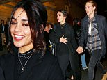 Vanessa Hudgens and Austin Butler go to see Hamilton in New York City\n\nPictured: Vanessa Hudgens and Austin Butler\nRef: SPL1252074  240316  \nPicture by: Jackson Lee / Splash News\n\nSplash News and Pictures\nLos Angeles: 310-821-2666\nNew York: 212-619-2666\nLondon: 870-934-2666\nphotodesk@splashnews.com\n