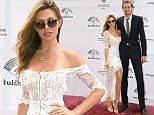 jkpix peter crouch and abbey crouch at the grosvenor house world cup  party