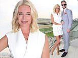 jkpix denise van outen and eddie boxshall at grosvenor house world cup  party Dubai World Cup