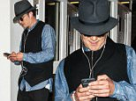EXCLUSIVE: An incognito Orlando Bloom seen at LAX airport in Los Angeles, California.\n\nPictured: Orlando Bloom\nRef: SPL1252226  240316   EXCLUSIVE\nPicture by: Splash News\n\nSplash News and Pictures\nLos Angeles: 310-821-2666\nNew York: 212-619-2666\nLondon: 870-934-2666\nphotodesk@splashnews.com\n
