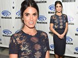LOS ANGELES, CA - MARCH 26:  Actress Nikki Reed attends the Sleepy Hollow photo call  at WonderCon 2016, Day 2 at Los Angeles Convention Center on March 26, 2016 in Los Angeles, California.  (Photo by Frazer Harrison/Getty Images)