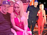 Blac Chyna and Rob Kardasian enjoy a night out in Atlanta at the Crazy Horse Saloon\\n\\nPictured: Rob Kardasian and Blac Chyna\\nRef: SPL1241730  260316  \\nPicture by: Charlie Holloway / Dana Mixer\\n\\nSplash News and Pictures\\nLos Angeles: 310-821-2666\\nNew York: 212-619-2666\\nLondon: 870-934-2666\\nphotodesk@splashnews.com\\n