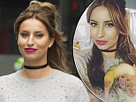 27 Mar 2016 - London  - UK  Ferne McCann Seen Leaving the Sunday Brunch Studios on Easter Sunday   BYLINE MUST READ : XPOSUREPHOTOS.COM  ***UK CLIENTS - PICTURES CONTAINING CHILDREN PLEASE PIXELATE FACE PRIOR TO PUBLICATION ***  **UK CLIENTS MUST CALL PRIOR TO TV OR ONLINE USAGE PLEASE TELEPHONE   44 208 344 2007 **