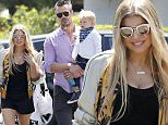 Fergie and Josh Duhamel go to church with some family members for easter in Brentwood, California\n\nPictured: Fergie and Josh Duhamel\nRef: SPL1243684  270316  \nPicture by: Splash News\n\nSplash News and Pictures\nLos Angeles: 310-821-2666\nNew York: 212-619-2666\nLondon: 870-934-2666\nphotodesk@splashnews.com\n