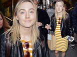 "Saoirse Ronan exits the Walter Kerr Theatre, NYC after her play ""The Crucible.""\n\nPictured: Saoirse Ronan\nRef: SPL1252694  270316  \nPicture by: Derek Storm / Splash News\n\nSplash News and Pictures\nLos Angeles: 310-821-2666\nNew York: 212-619-2666\nLondon: 870-934-2666\nphotodesk@splashnews.com\n"