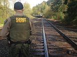 Two people were killed when they were struck by an Amtrak train late Sunday morning about two miles south of Oregon City, officials said.  Cascades train No. 506 was traveling from Eugene to Portland when it struck two people on the tracks at 10:50 a.m., Amtrak spokesman Mike Tolbert said. The train's end destination was Seattle.  Deputy Marcus Mendoza, a spokesman with the Clackamas County Sheriff's Office, said initial indications show the deaths were suicides.  No identification of the victims, or their ages or genders, was immediately available. The sheriff's office said the victims would be identified after the initial investigation and next of kin is notified.   Officials with Canby police, Amtrak, Union Pacific, which owns the tracks, and the county Medical Examiner's Office were also on the scene. The sheriff's office was leading the investigation.