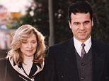Gillian Taylforth, Geoffrey Knights Actress with boyfriend