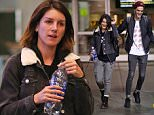 27.March.2016 - Vancouver - Canada\n*** STRICTLY AVAILABLE FOR UK AND GERMANY USE ONLY ***\nShenae Grimes-Beech and hubby Josh Beech are all smiles as they arrive in Vancouver, BC Canada after the Easter long weekend. The happy couple was joined by their lil' dog Frankie.\nBYLINE MUST READ : AKM-GSI-XPOSURE\n***UK CLIENTS - PICTURES CONTAINING CHILDREN PLEASE PIXELATE FACE PRIOR TO PUBLICATION ***\n*UK CLIENTS MUST CALL PRIOR TO TV OR ONLINE USAGE PLEASE TELEPHONE 0208 344 2007*\n
